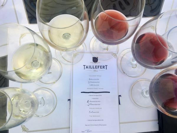 Tomelier Wine Tasting