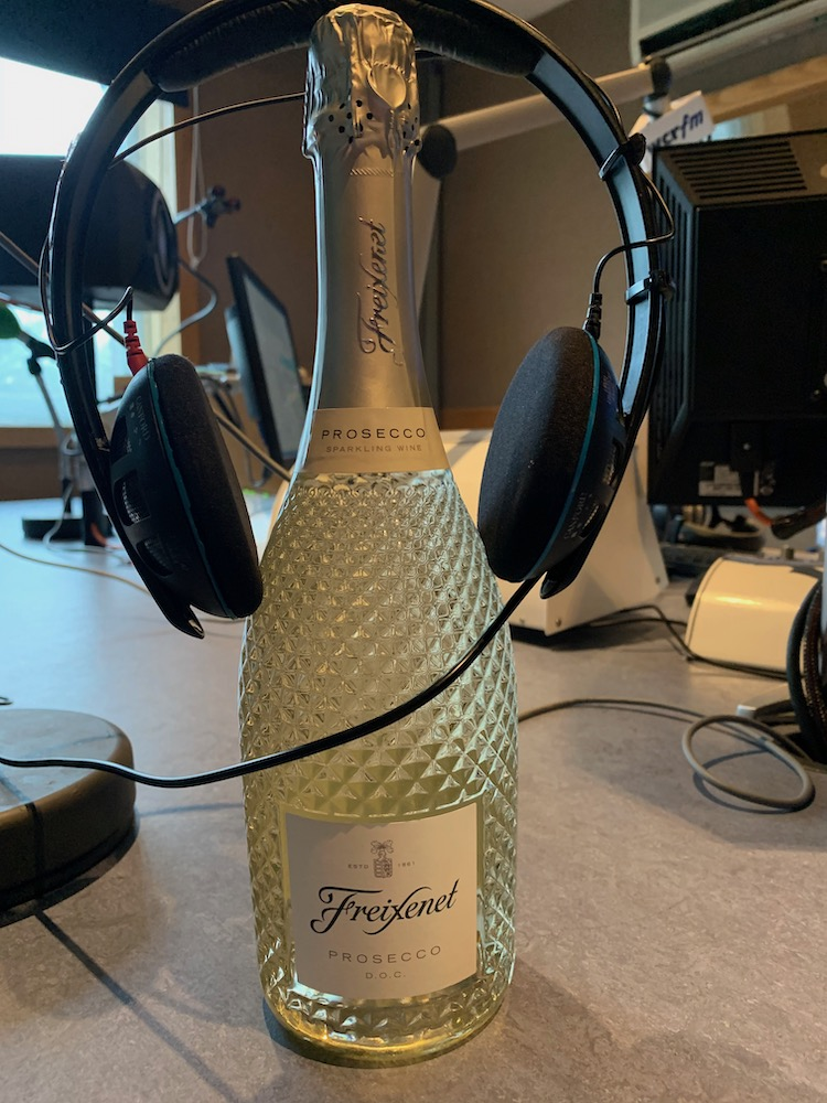 Freixnet Prosecco at WCR FM