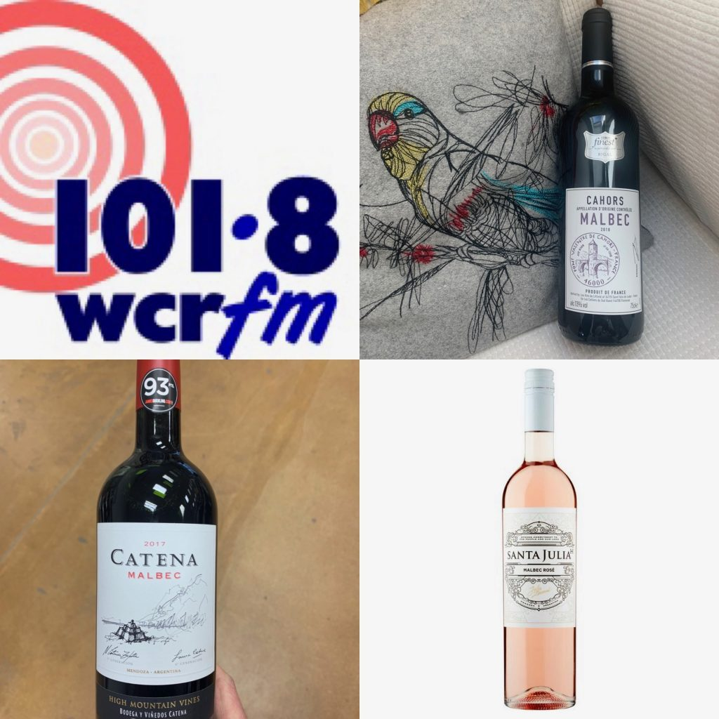 World Malbec Day Top Wines WCR FM