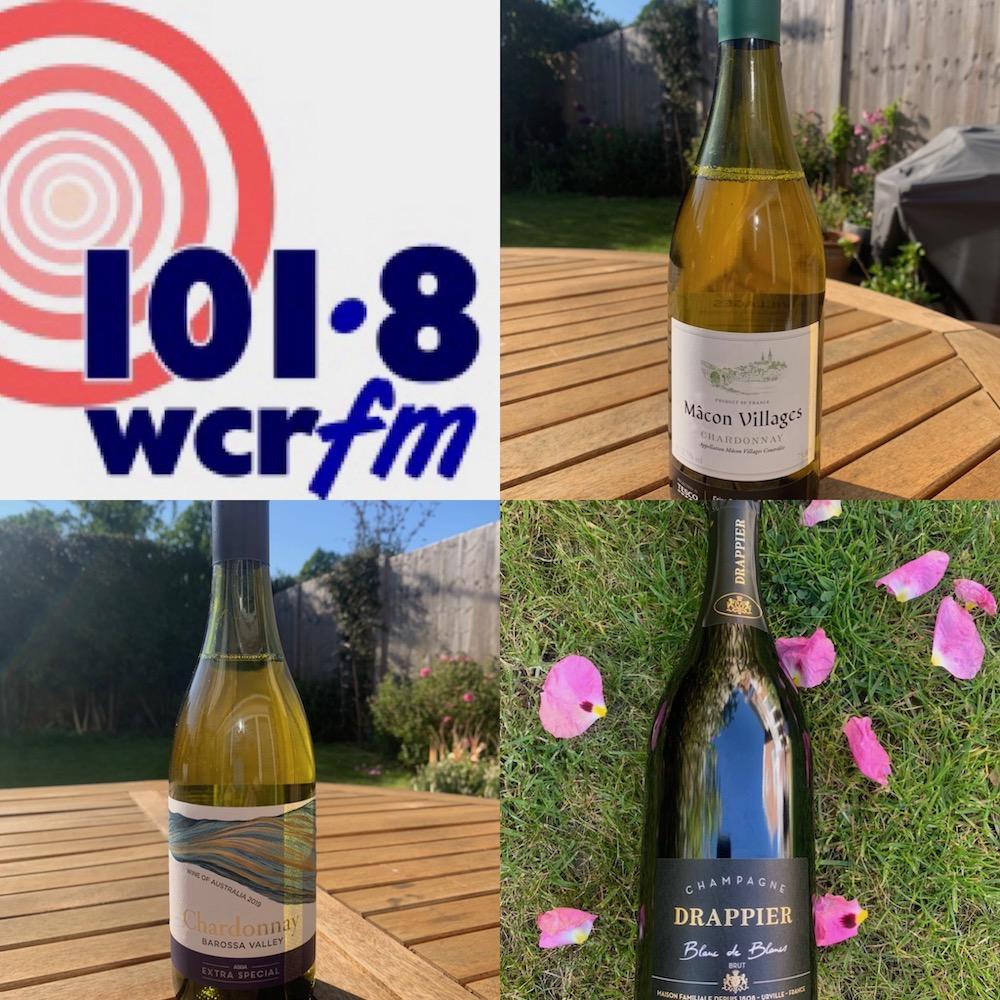Chardonnay for WCR FM