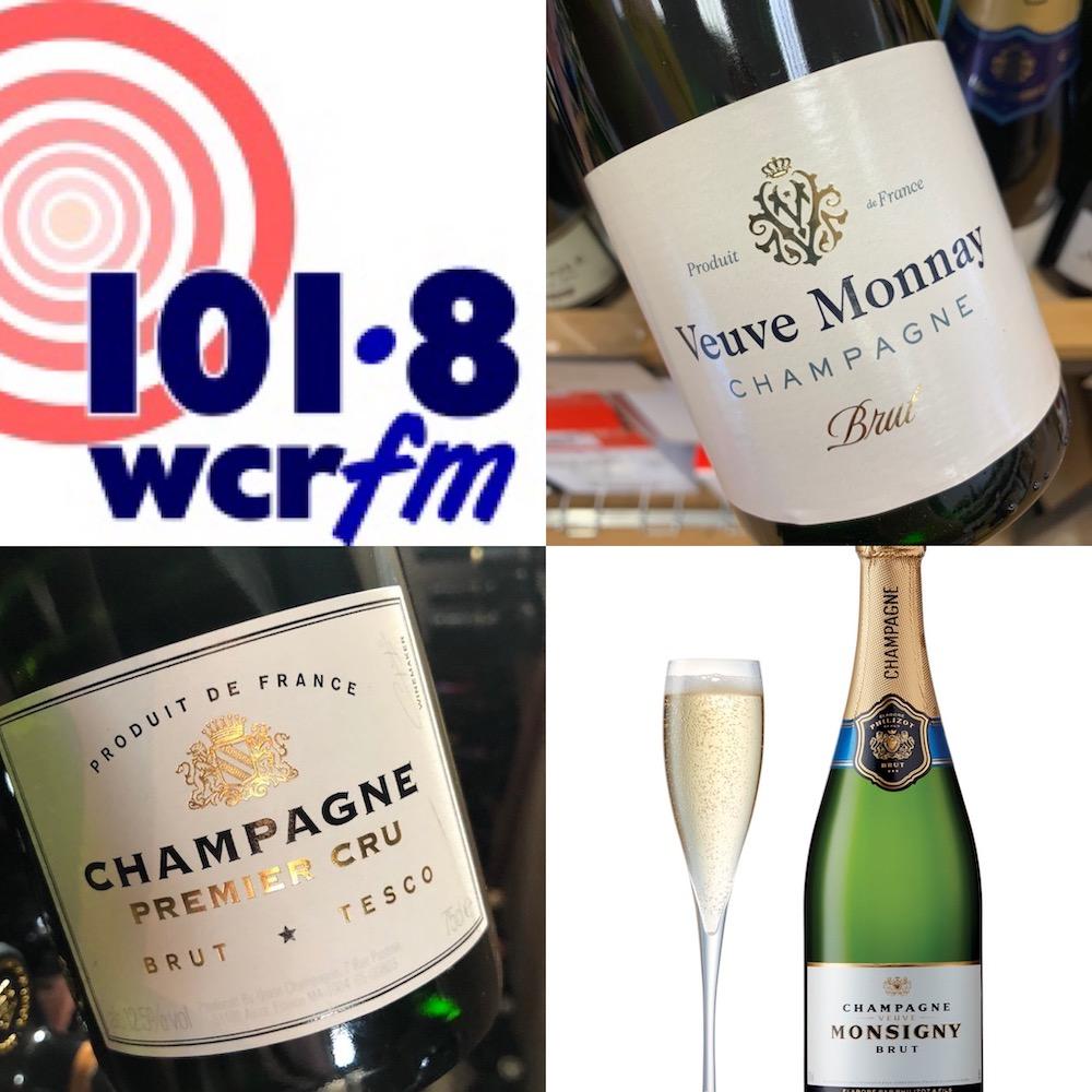 Value Champagne picks for Taste Wolves